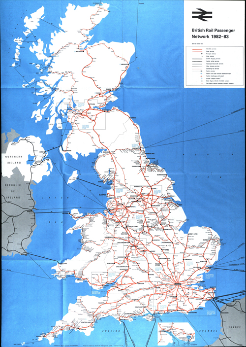 British -Rail -Passenger -Network -Map -1982---1983__Page _1-smaller