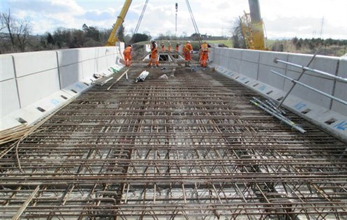 Mesh _Ahead _of _Concrete _Pour