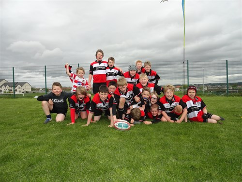 Players _from _midlothian _gear _up _for _the _lasswade _rugby _tournament