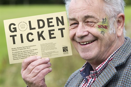 Golden Ticket Gorebridge 13